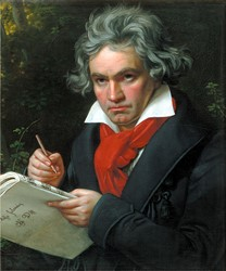 Picture of Ludwig van Beethoven: For Elise
