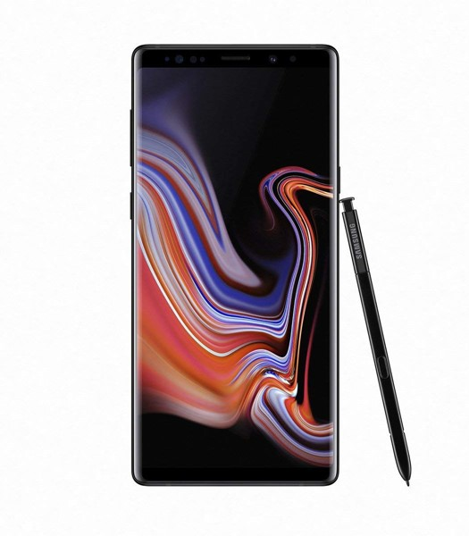 Picture of Samsung Galaxy Note 9 - 128GB Midnight Black