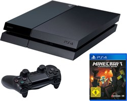 Picture of PlayStation 4 Minecraft Bundle